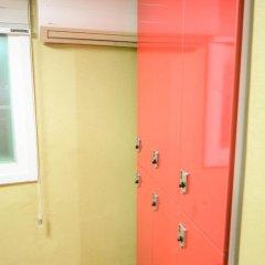 YaKorea Hostel Dongdaemun Кровать в женском общем номере с двухъярусной кроватью фото 4