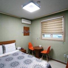 Отель Amiga Inn Seoul 2* Стандартный номер с различными типами кроватей фото 5