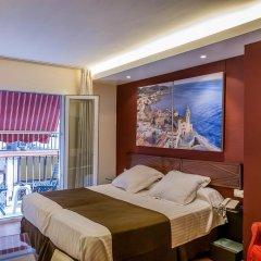 Отель Galeón 3* Улучшенный номер с различными типами кроватей фото 12