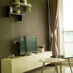 Отель Condotel Ha Long Апартаменты с различными типами кроватей фото 41