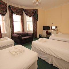 Langfords Hotel комната для гостей фото 2