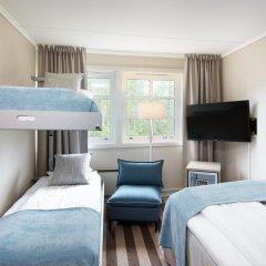 Отель Scandic Sørlandet 3* Стандартный номер с различными типами кроватей