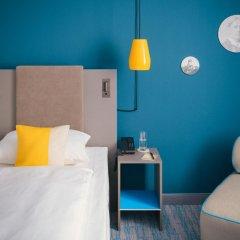 Отель Vienna House Easy Braunschweig 4* Стандартный номер с различными типами кроватей фото 4