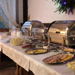 Гостиница Гостинично-оздоровительный комплекс Живая вода питание фото 3