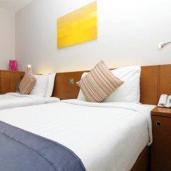 Отель Ambassadors Bloomsbury 4* Стандартный номер с 2 отдельными кроватями фото 3