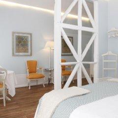 Отель Alecrim Ao Chiado 4* Стандартный номер фото 26