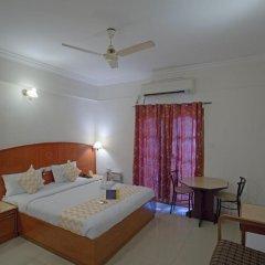Отель FabHotel Metro Manor Central Station 3* Номер Делюкс с различными типами кроватей фото 5