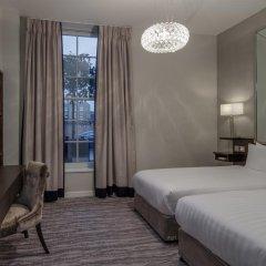Отель DoubleTree by Hilton London - Greenwich 4* Стандартный номер с 2 отдельными кроватями фото 6