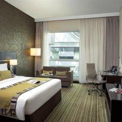 Отель Oryx Rotana 5* Стандартный номер с различными типами кроватей фото 5