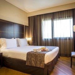 Отель Eurostars Monumental 4* Улучшенный номер с двуспальной кроватью фото 4