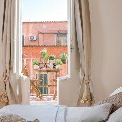 Отель TownHouse by the Spanish Steps Апартаменты с различными типами кроватей фото 13