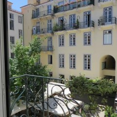 Отель Feeling Lisbon Pátio Chiado балкон
