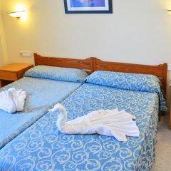 Отель Apartamentos Lux Mar Испания, Ивиса - отзывы, цены и фото номеров - забронировать отель Apartamentos Lux Mar онлайн комната для гостей фото 3
