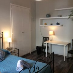 Отель Chez Alice Vatican Стандартный номер с различными типами кроватей фото 20