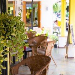 Отель Nine@silom Бангкок интерьер отеля