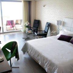 Atrium Platinum Luxury Resort Hotel & Spa 5* Улучшенный люкс с различными типами кроватей фото 3