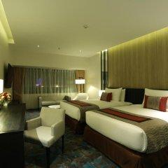 Grace Hotel Bangkok 4* Номер Делюкс