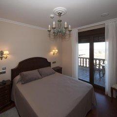 Отель Pensión Residencia A Cruzán - Adults Only 3* Стандартный номер с различными типами кроватей фото 36