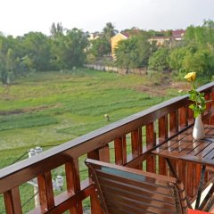 Thien Thanh Green View Boutique Hotel 3* Люкс с различными типами кроватей фото 3