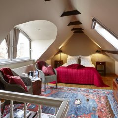 Отель B&B Sint Niklaas 3* Люкс с различными типами кроватей фото 3