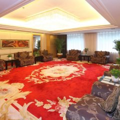 Отель Ramada Plaza Guangzhou в номере фото 2