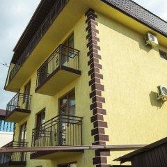 Гостевой дом Золотая Рыбка балкон