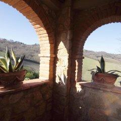 Отель Villa Poggio al Vento Италия, Гуардисталло - отзывы, цены и фото номеров - забронировать отель Villa Poggio al Vento онлайн балкон