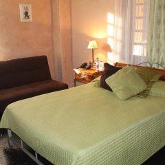 Отель Antiguo Roble Гондурас, Грасьяс - отзывы, цены и фото номеров - забронировать отель Antiguo Roble онлайн комната для гостей фото 5