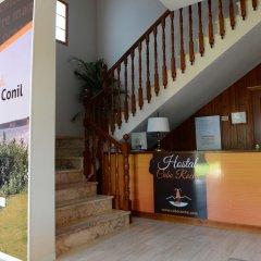 Отель Apartamentos Turísticos Cabo Roche интерьер отеля