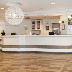 Отель Quality Hotel Konserthuset Швеция, Мальме - отзывы, цены и фото номеров - забронировать отель Quality Hotel Konserthuset онлайн интерьер отеля