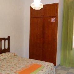 Отель Pensión Olympia 2* Стандартный номер с двуспальной кроватью (общая ванная комната) фото 30
