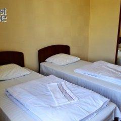 Гостиница Guest House Lviv Стандартный номер с двуспальной кроватью