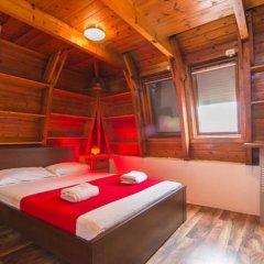 Хостел Mellow Barcelona Апартаменты с различными типами кроватей фото 10