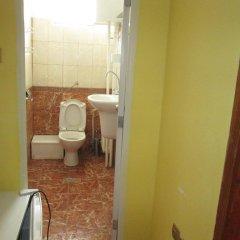 Отель Guest House Happiness Болгария, Кранево - отзывы, цены и фото номеров - забронировать отель Guest House Happiness онлайн ванная