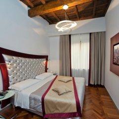 Отель Relais Forus Inn 3* Стандартный номер с различными типами кроватей фото 14