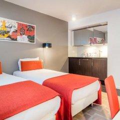 Отель Hipark by Adagio Marseille 3* Студия с различными типами кроватей фото 4