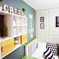 Отель Han River Guesthouse 2* Студия с различными типами кроватей фото 6