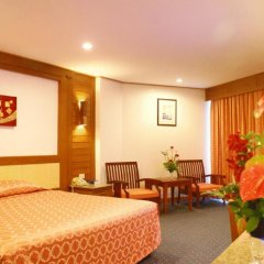 Отель Royal Twins Palace 4* Улучшенный номер фото 4