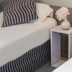 Comfort Hotel Nation Pere Lachaise Paris 11 3* Стандартный номер с различными типами кроватей фото 5