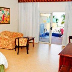 Отель Jewel Runaway Bay Beach & Golf Resort All Inclusive 4* Стандартный номер с различными типами кроватей фото 2