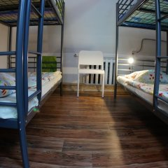 Хостел Кислород O2 Home Кровать в общем номере фото 38