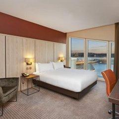 Отель DoubleTree By Hilton London Excel 4* Люкс с различными типами кроватей фото 5