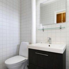 Hotel Copenhagen Apartments 2* Студия с различными типами кроватей фото 11