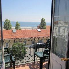 Отель Guesthouse Beira Mar Португалия, Лиссабон - отзывы, цены и фото номеров - забронировать отель Guesthouse Beira Mar онлайн балкон