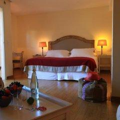 Отель Grand Hôtel De Cala Rossa Франция, Леччи - отзывы, цены и фото номеров - забронировать отель Grand Hôtel De Cala Rossa онлайн комната для гостей фото 4