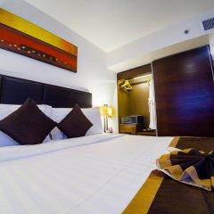 Отель Oakwood Residence Sukhumvit Thonglor 4* Студия Делюкс фото 2