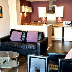 Апартаменты Hot-el-apartments Glasgow Central Апартаменты с разными типами кроватей фото 9