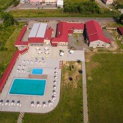 Hotel Illara Свалява спортивное сооружение