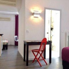 Отель BRH Boulogne Résidence Hôtel 3* Улучшенная студия с различными типами кроватей фото 5