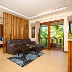 Отель Wind Beach Resort Таиланд, Остров Тау - отзывы, цены и фото номеров - забронировать отель Wind Beach Resort онлайн комната для гостей фото 3